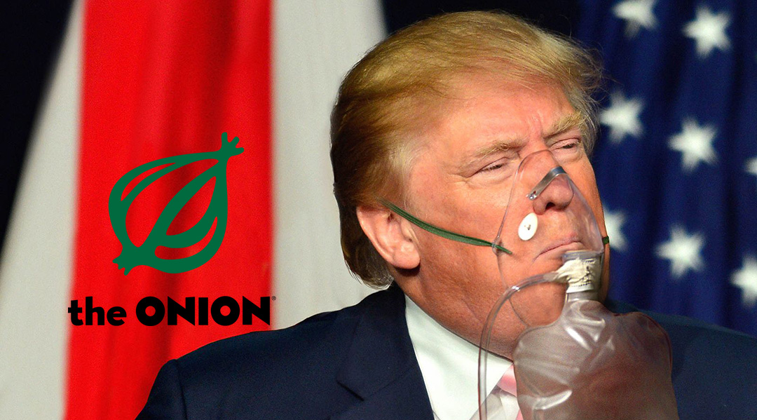 The Onion donald trump republican presidential debate