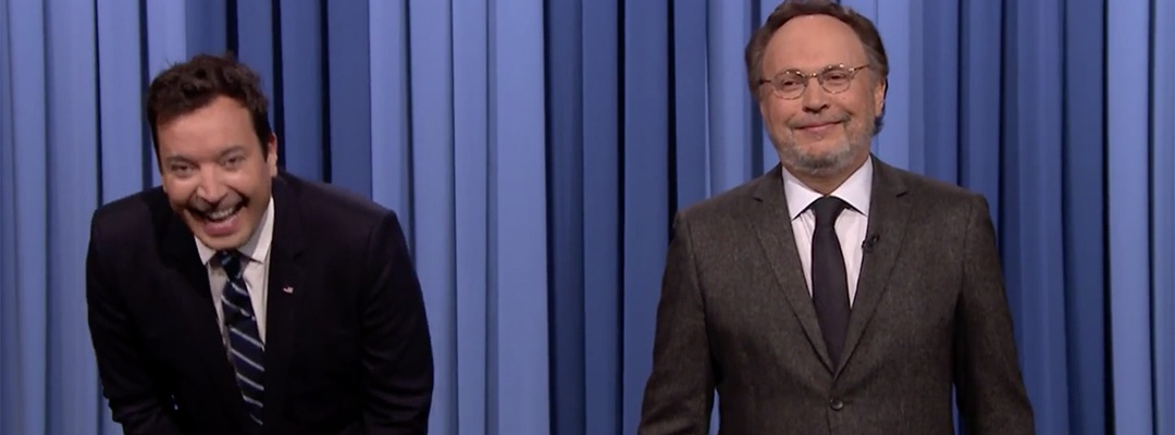 jimmy fallon tonight show billy crystal