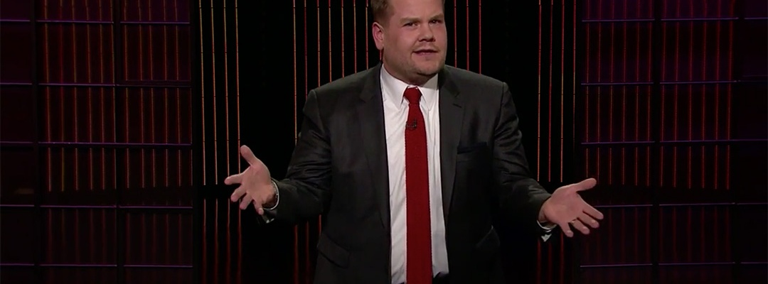 new year's james corden late late show