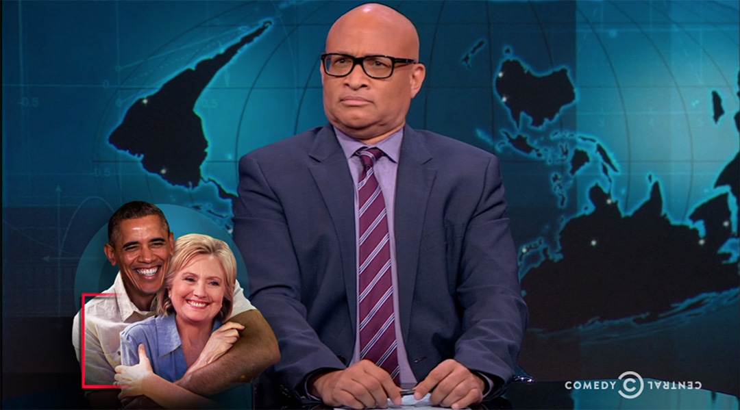 larry wilmore debate nightly show