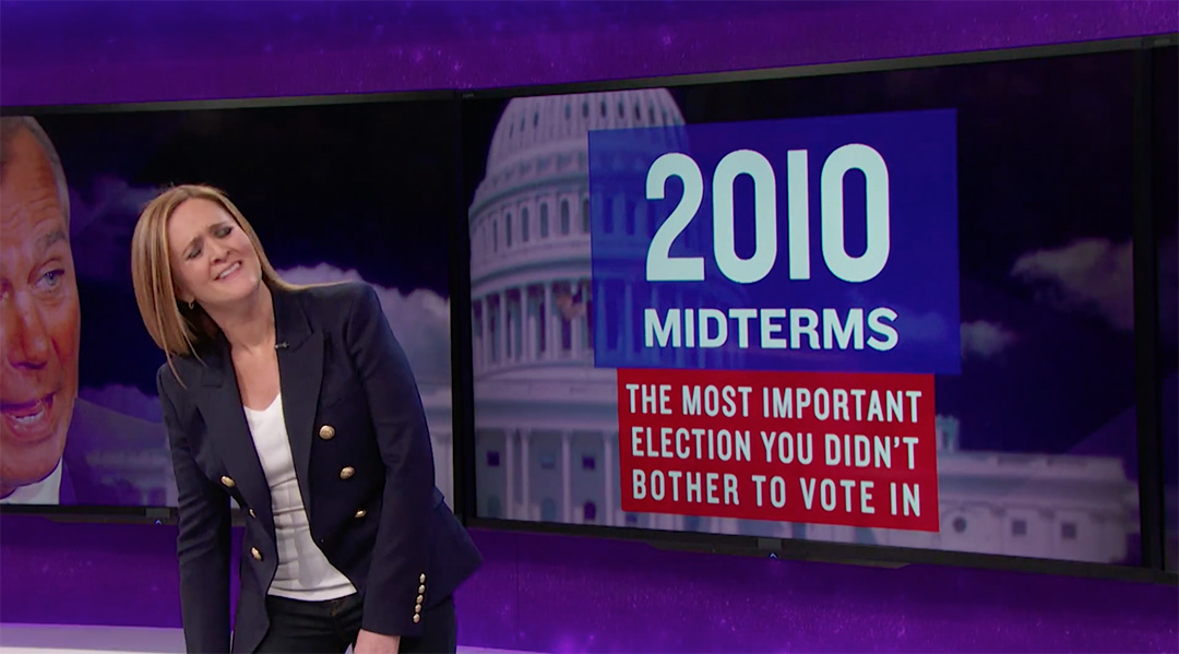 2010 election samantha bee full frontal