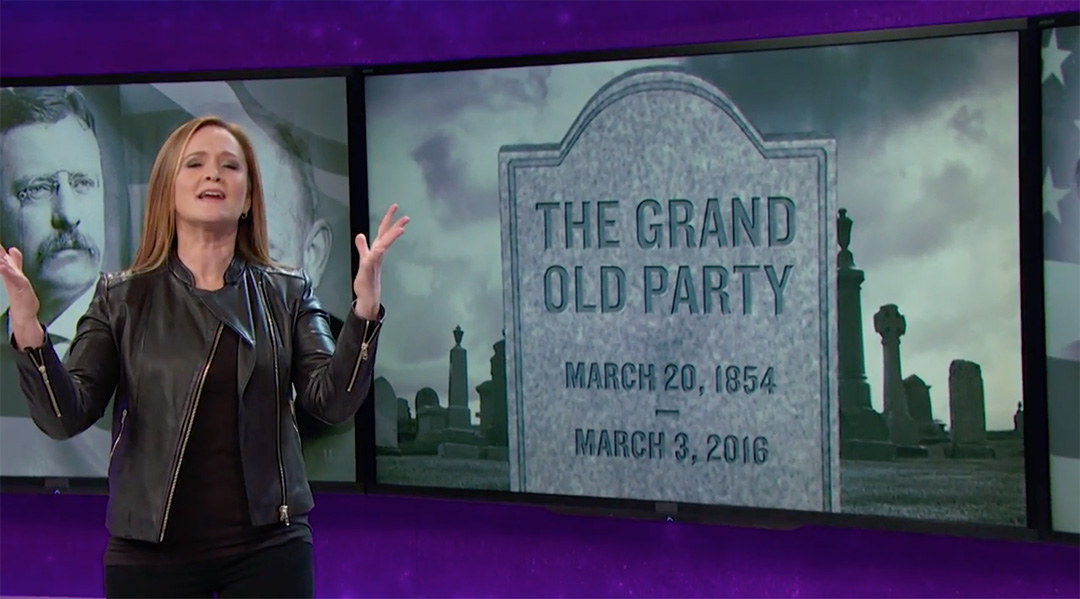 GOP full frontal samantha bee