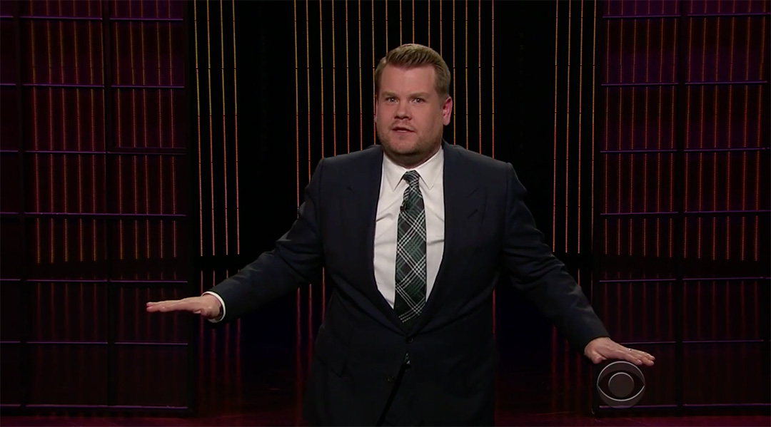 trump england james corden late late show
