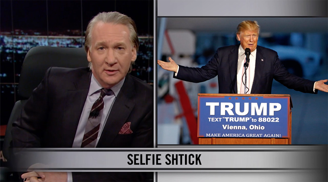 self-esteem bill maher donald trump
