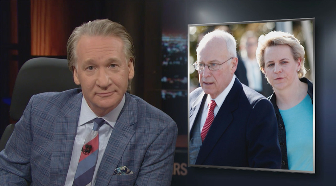 bill maher real time cheney