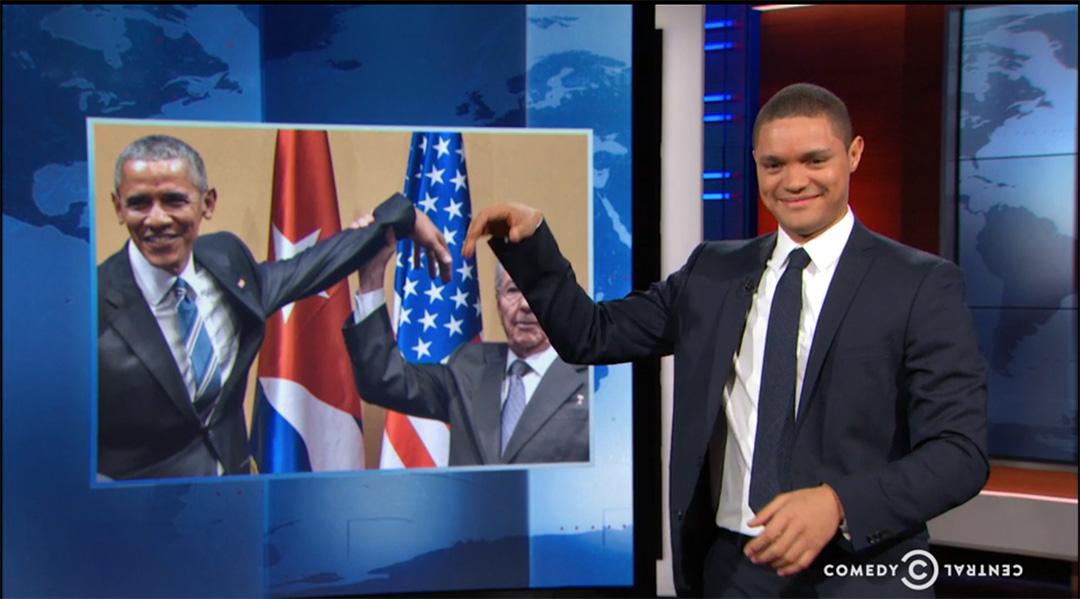 cuban obama trevor noah