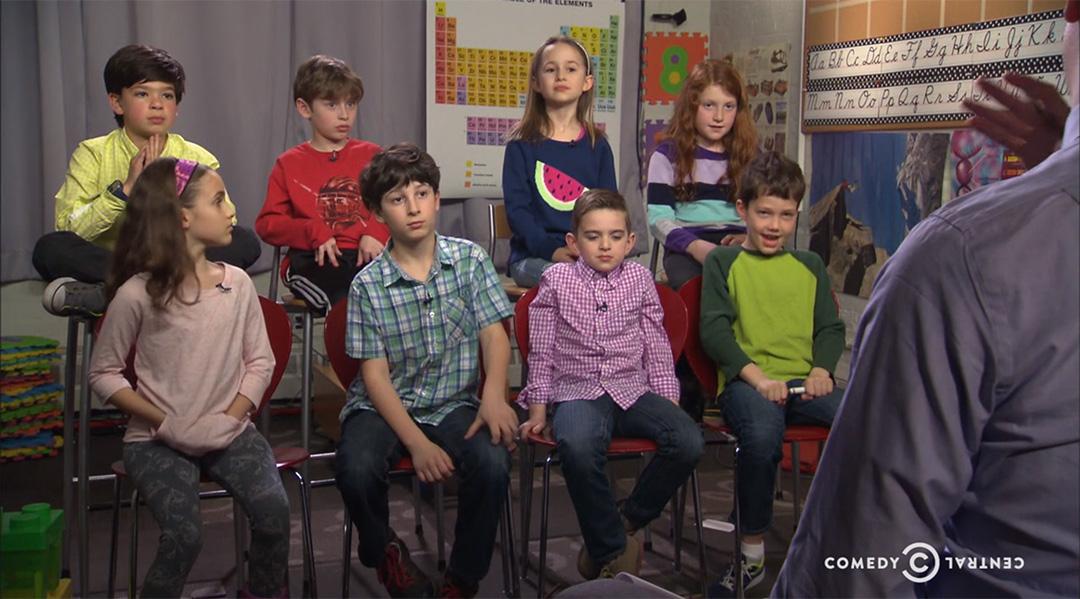 white kids jordan klepper daily show