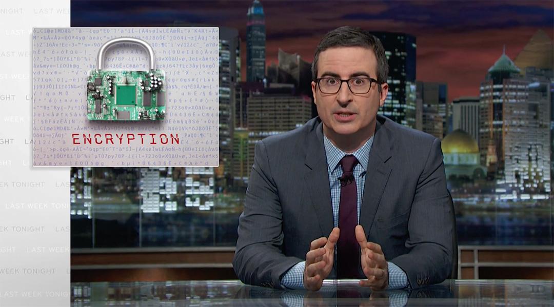 encryption apple FBI john oliver last week tonight