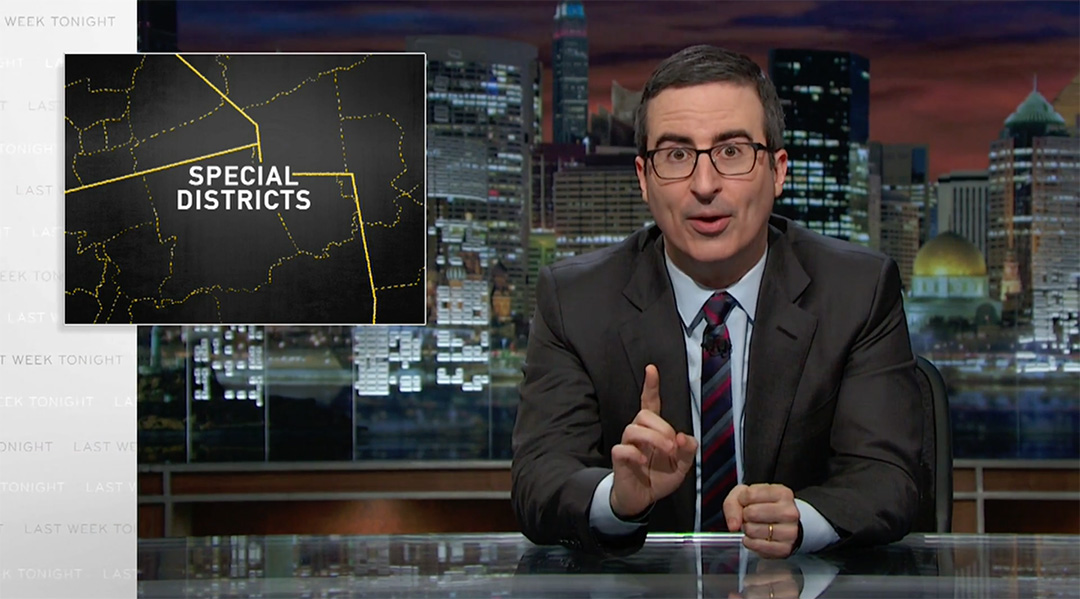 special districts john oliver last week tonight
