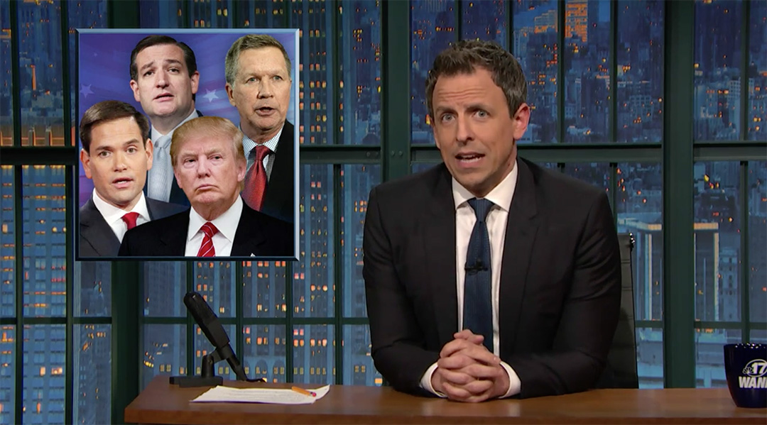 brokered convention seth meyers late night