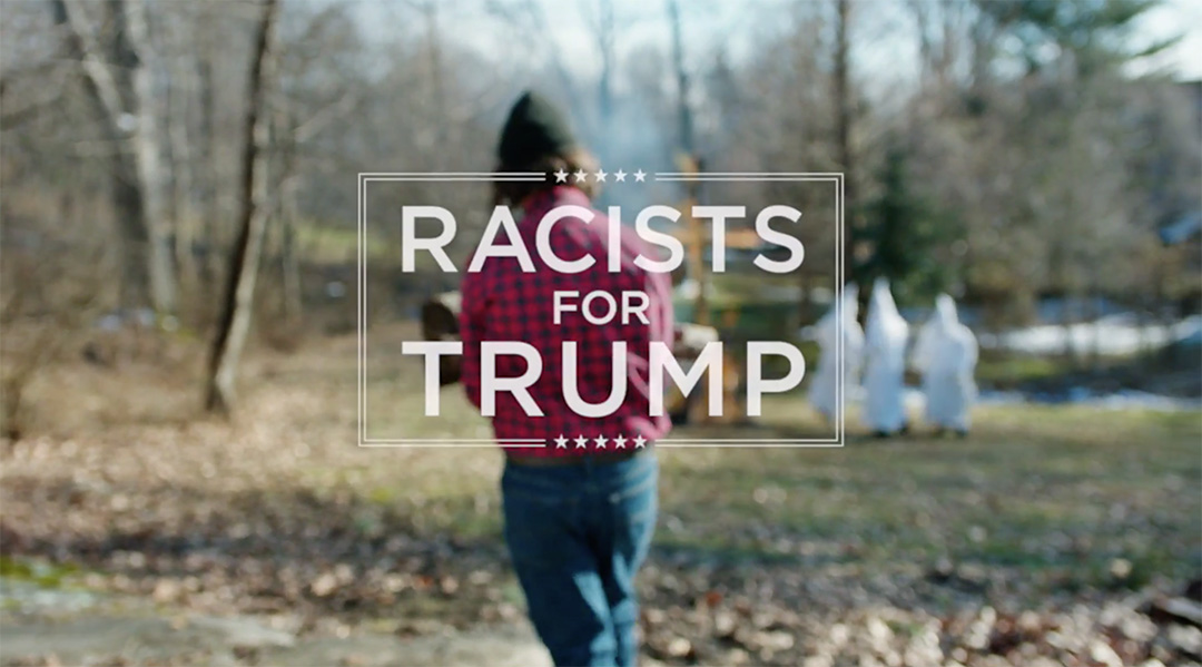 racists for donald trump snl