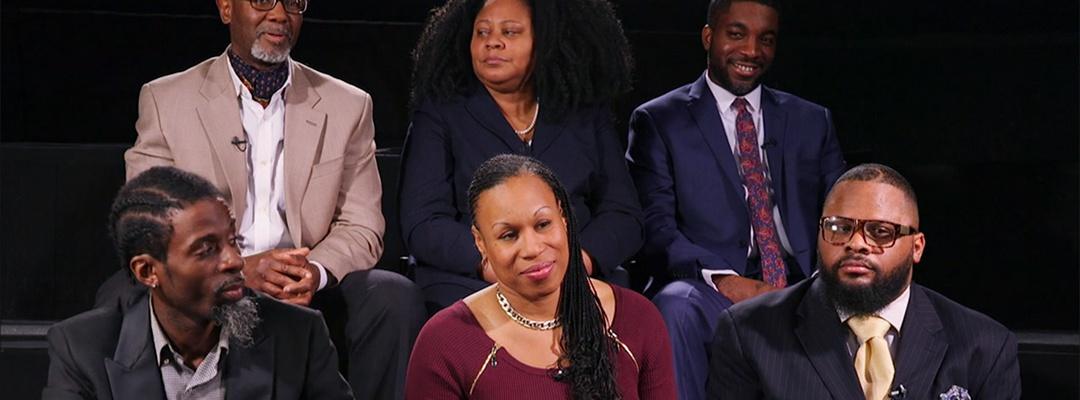 black supporters Trump larry wilmore