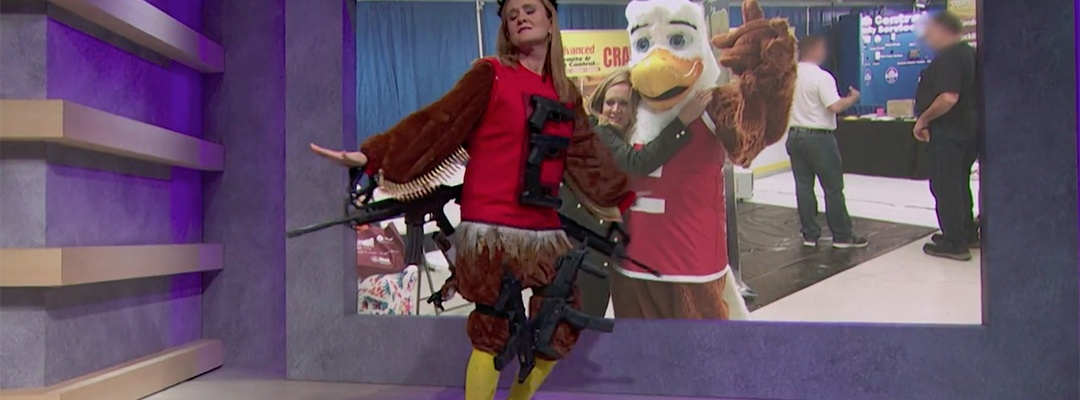 NRA samantha bee