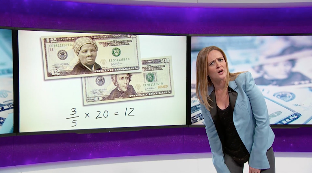 samantha bee full frontal tubman