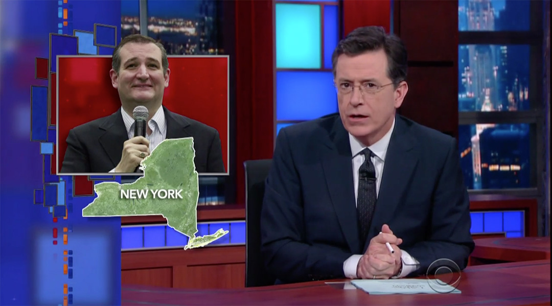cruz new york colbert