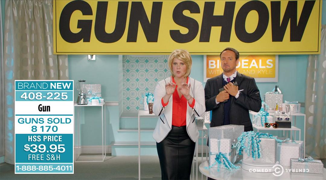 guns amy schumer