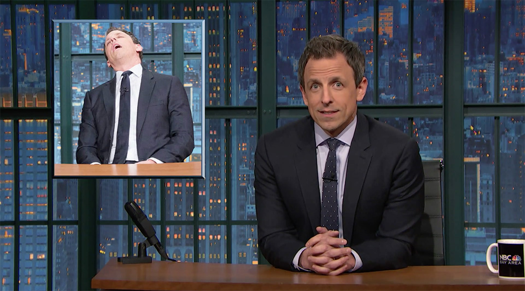 paid leave seth meyers