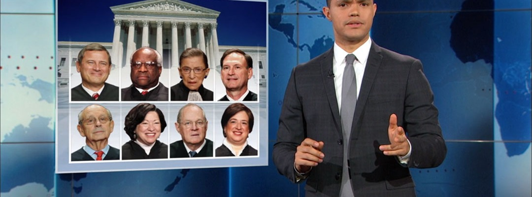 supreme court daily show