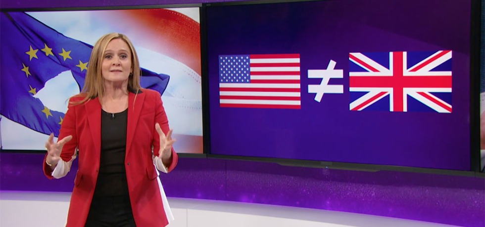 brexit trump samantha bee