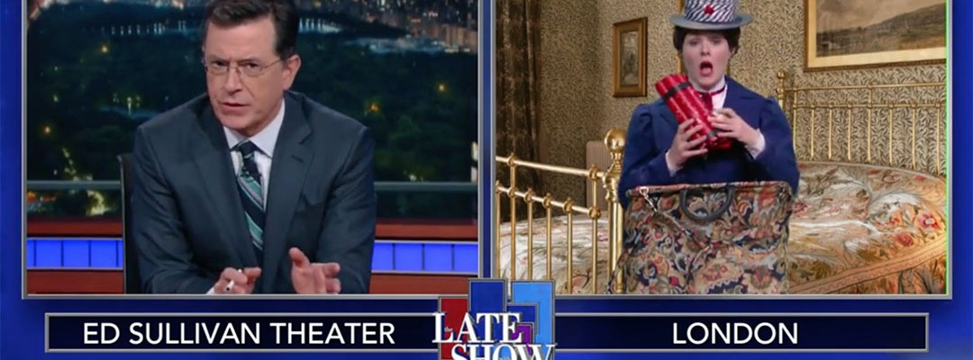 brexit colbert late show