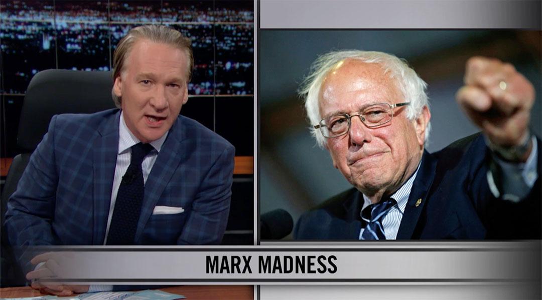 millennials socialism bill maher