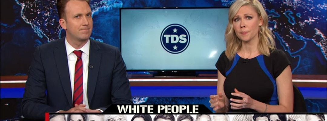 white people daily show