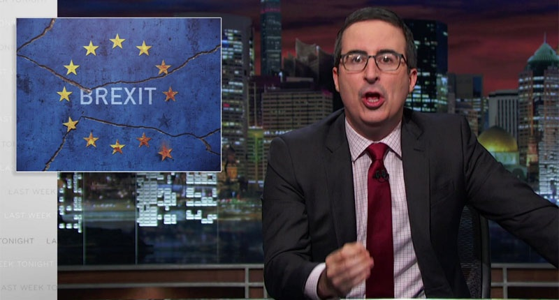 Brexit john oliver last week tonight