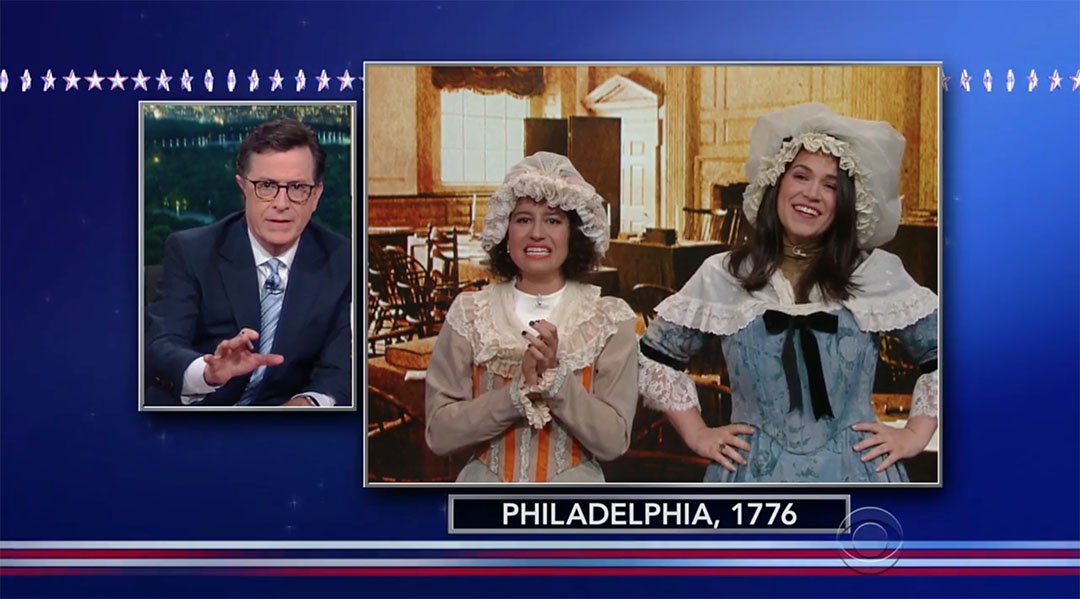 colbert 1776 broad city