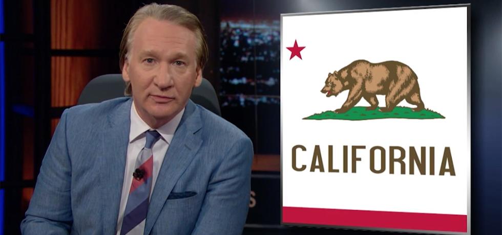 california kansas GOP bill maher
