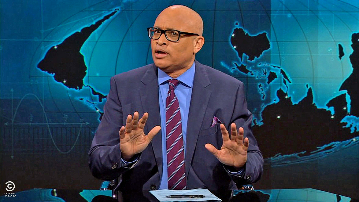 Larry Wilmore canceled