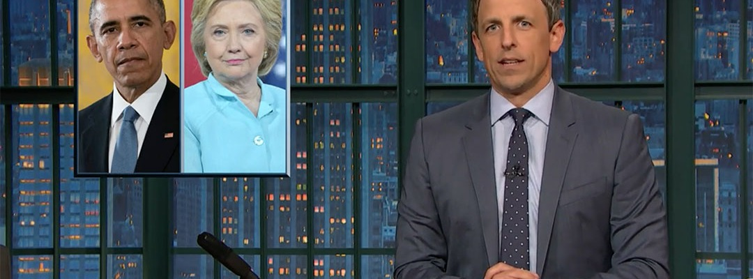 trump seth meyers stay out of it