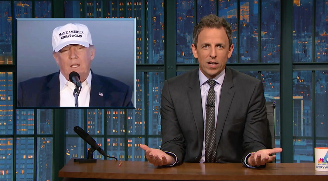 seth meyers new york bombings