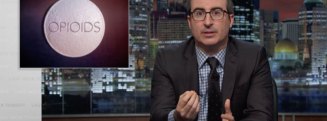 opioid addiction last week tonight john oliver