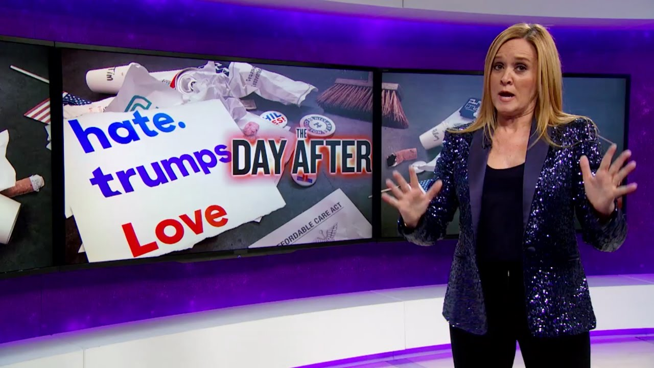 white people samantha bee full frontal