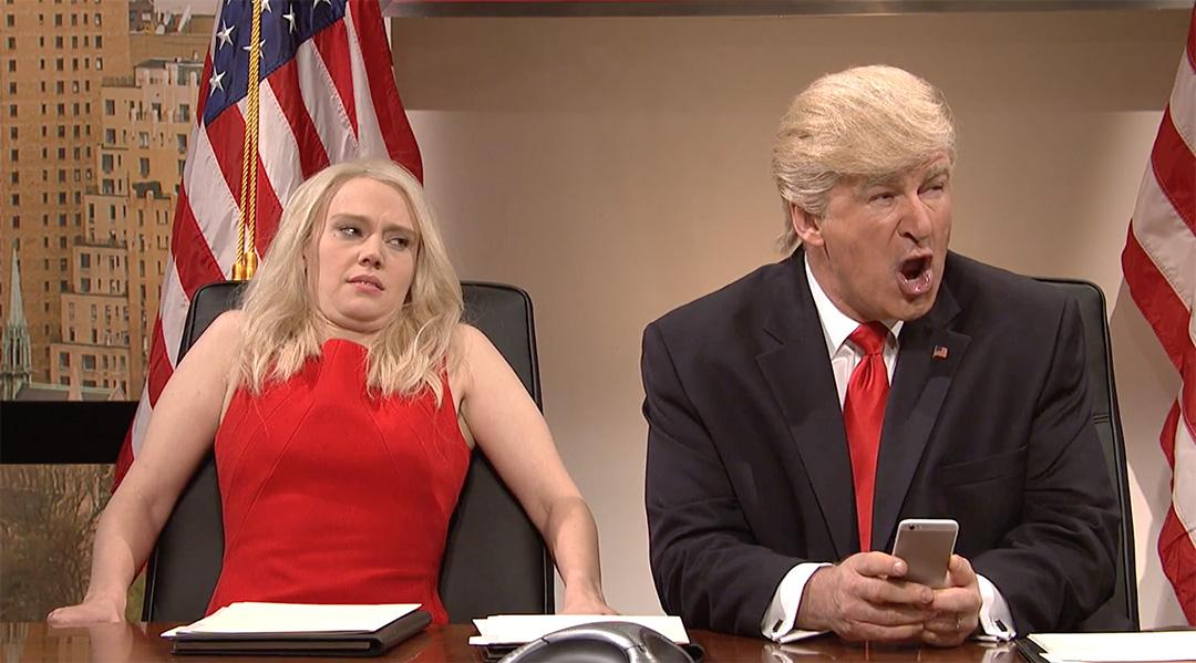 tweets snl saturday night live donald trump