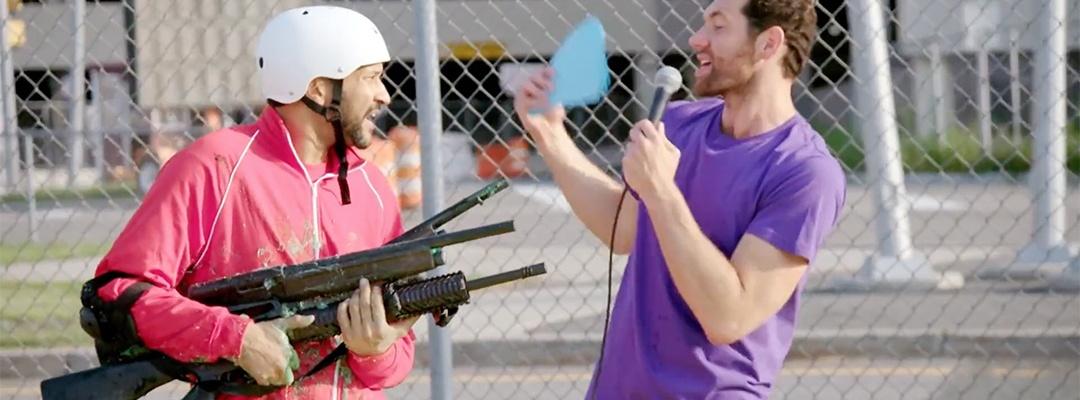 billy eichner Keegan-michael key gun control