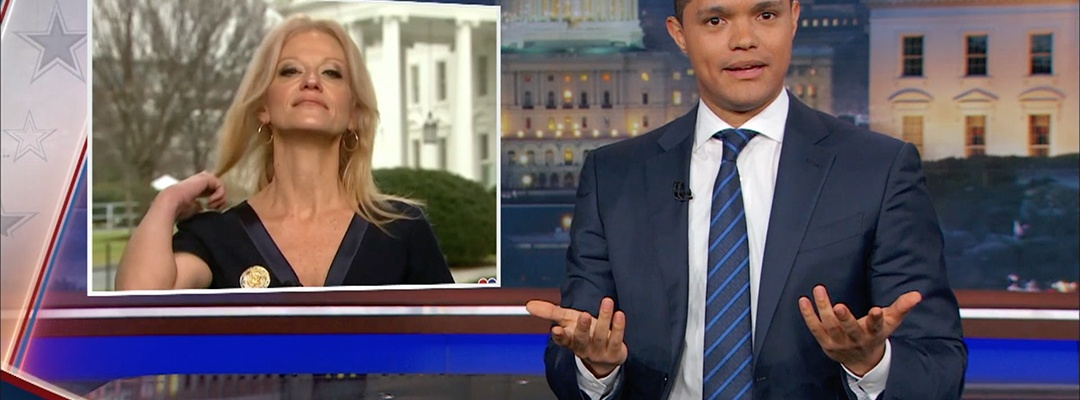trevor noah alternative facts desi lydic