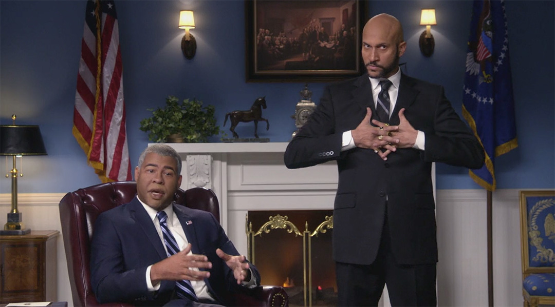 key and peele trevor noah daily show