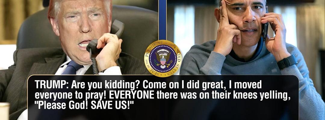 conan trump calls obama