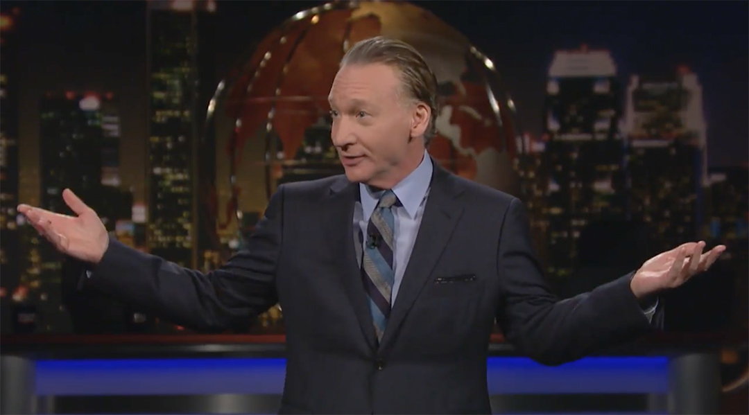 bill maher president trump week three
