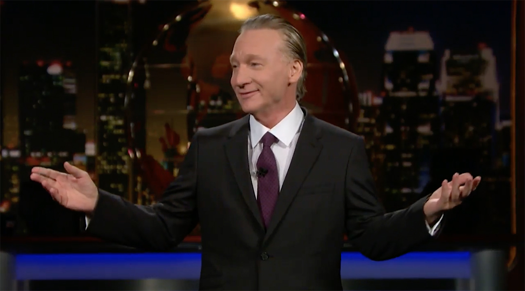 bill maher president conference trump