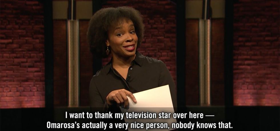 late night amber ruffin black history month