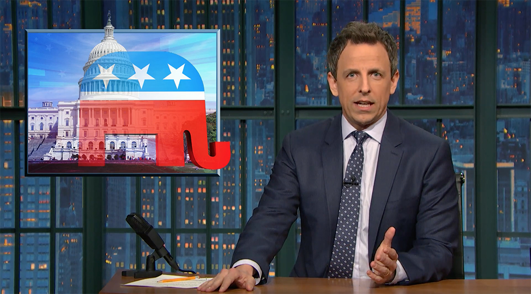 seth meyers gop constituents
