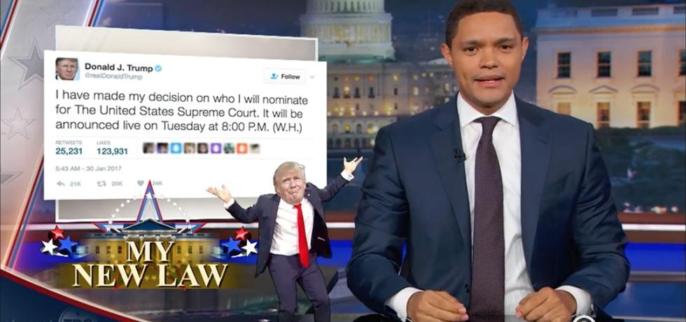 trevor noah supreme court trump