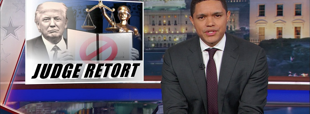 trevor noah federal judge trump