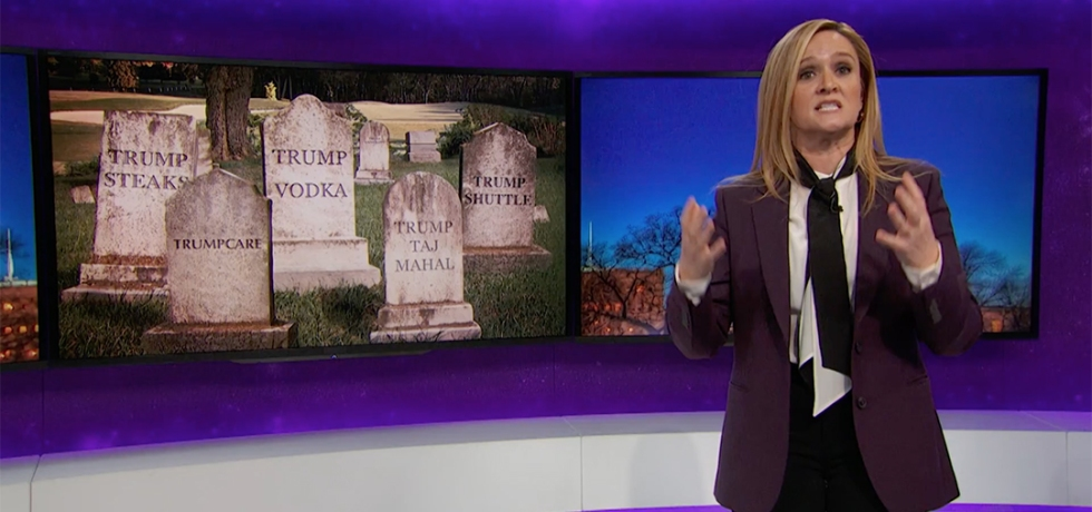 samantha bee trumpcare trump