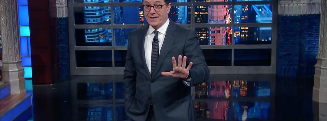 colbert jeff sessions russia