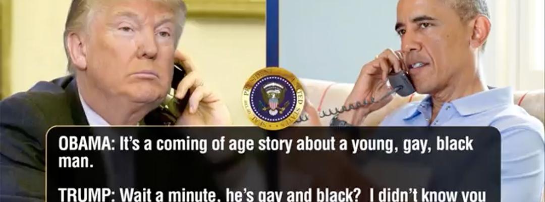 conan trump obama oscars