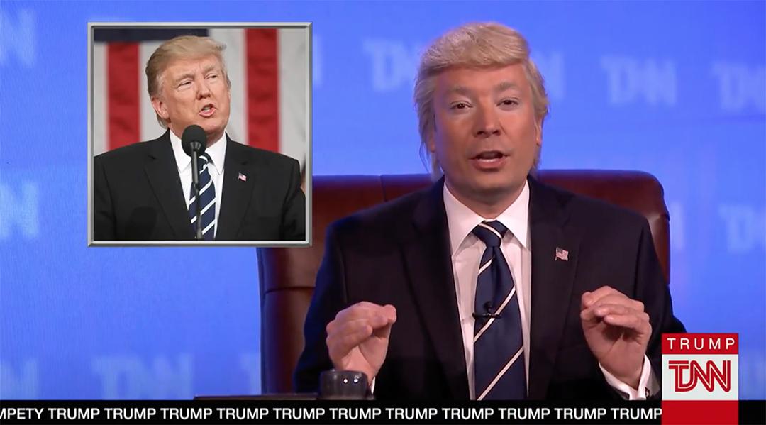 fallon trump speech