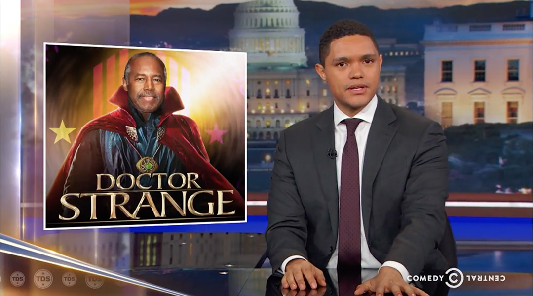 trevor noah ben carson slaves immigrants